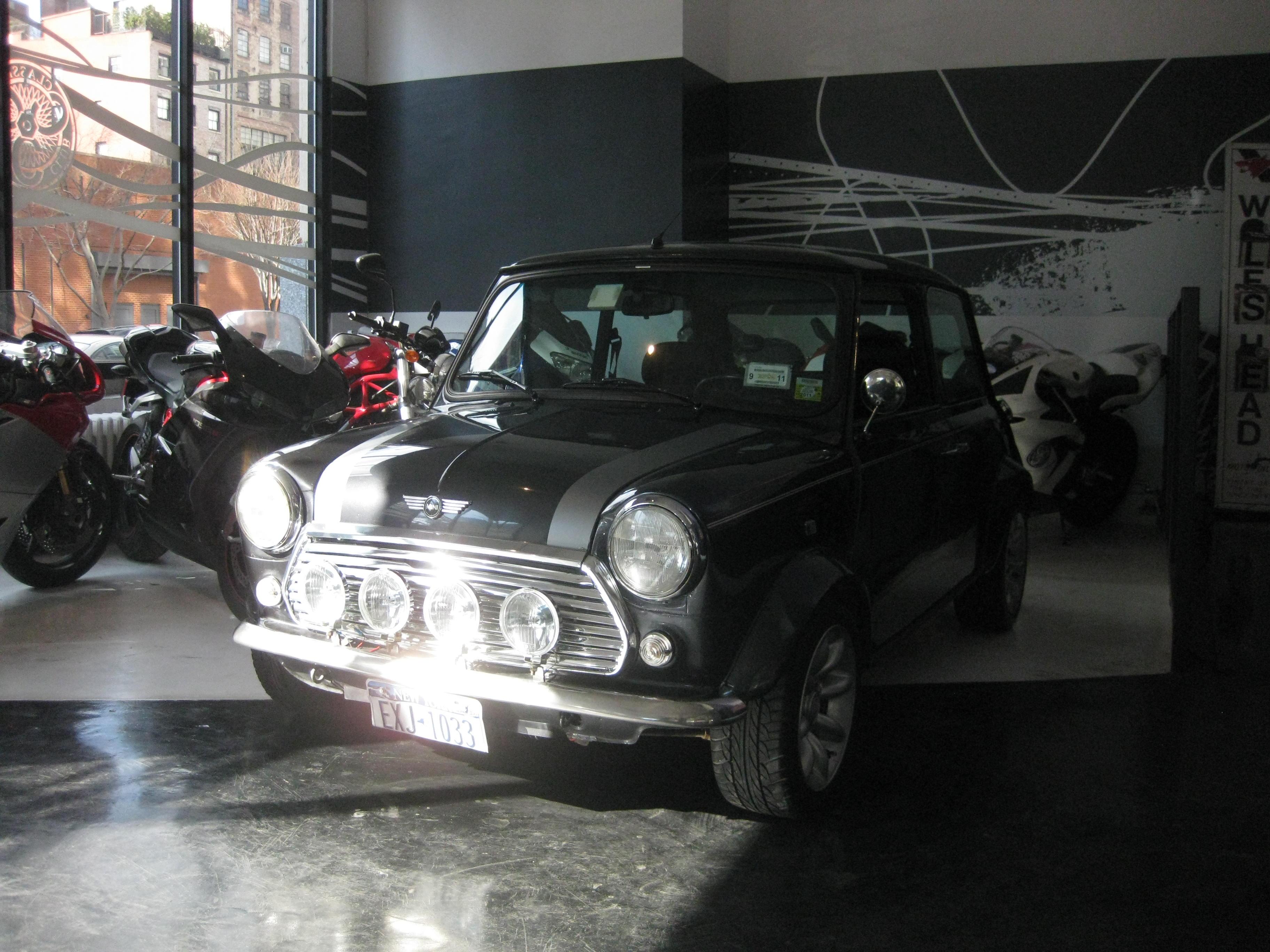 Classic Cars Manhattan Cost