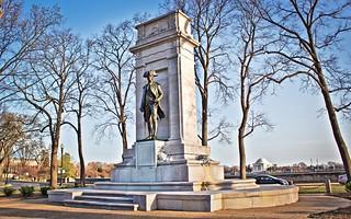 Kuva John Paul Jones Memorial.
