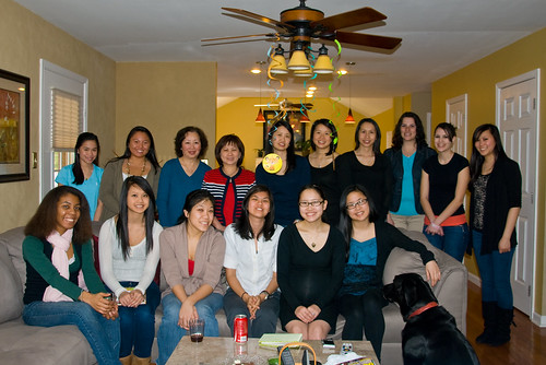 Baby Shower - Group Photo