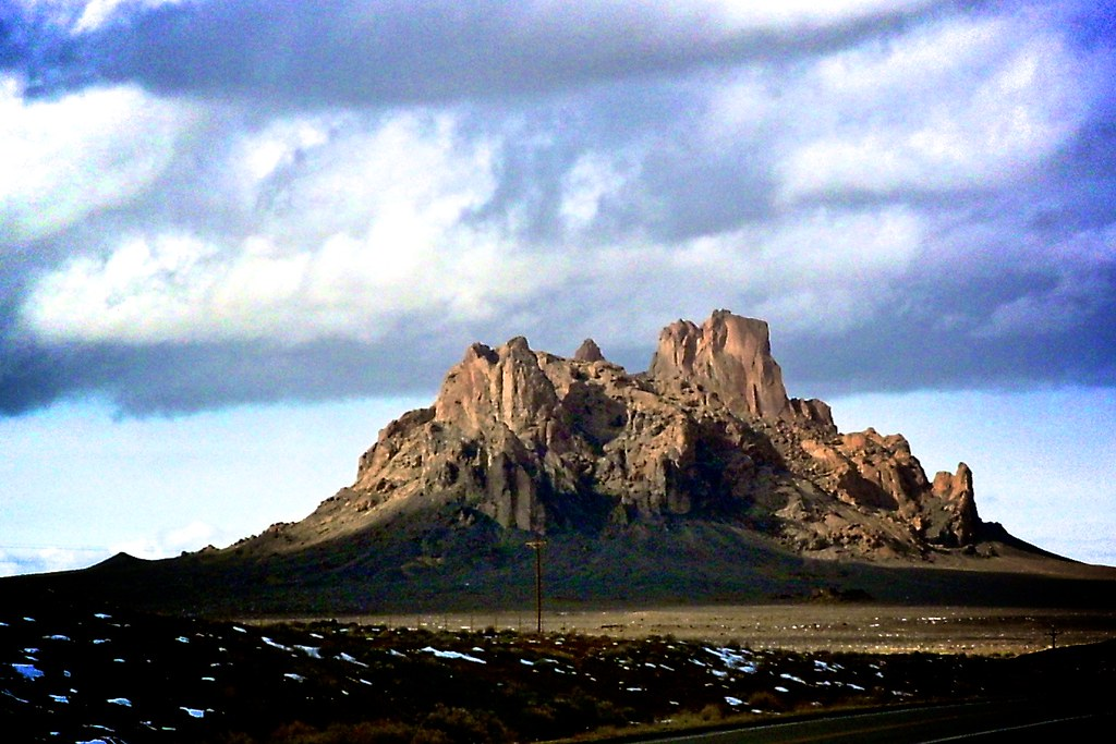 NW New Mexico, US-666