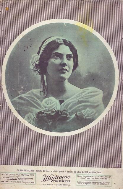 Ilustração Portugueza, Nº 368, Março 10 1913 - capa