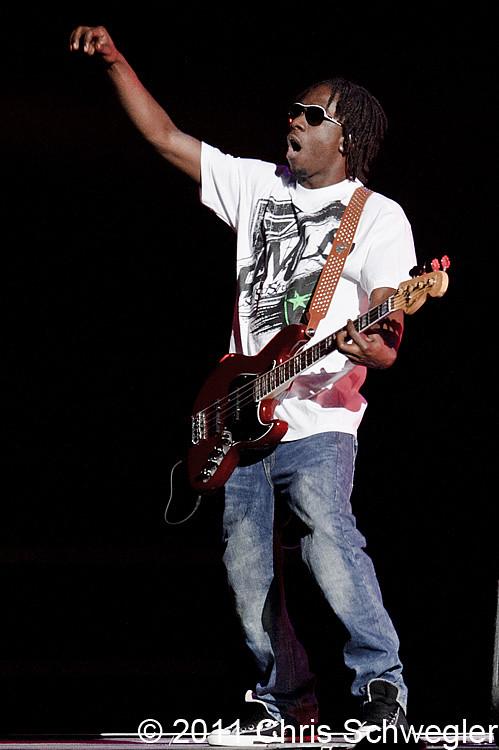 Lil Wayne: Acabo de firmar un contrato con mi ídolo