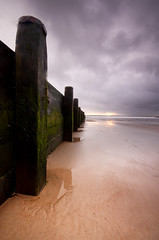 AN OLD GROYNE