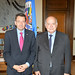 Secretary General Receives President of the International Committee of the Red Cross
