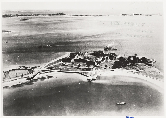 Fort Independence, Castle Island, S. Boston