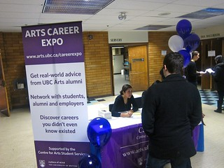 UBC Arts Career Expo 2011