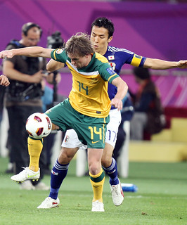 Qatar Japan Australia Asian Cup Soccer