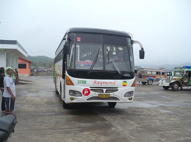 Raymond 3788 in Pasacao port