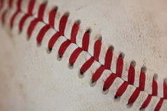Baseball Stitching by kpspap95