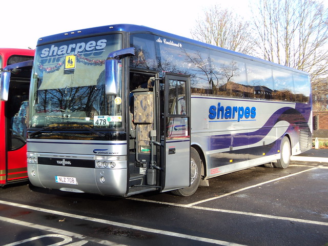 Sharpes of Nottingham NLZ708