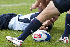 From NFL Gridiron to U.S.A. Rugby Sevens - Miles Craigwell