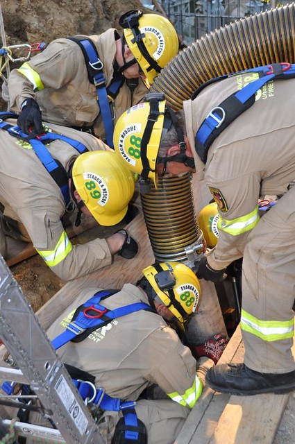 Despite the rapid response of Los Angeles Firefighters - including a ...