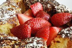 baking, strawberry, baked goods, food, dish, dessert,