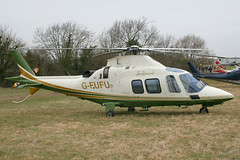 G-FUFU - 2007 build Agusta A109S Grand