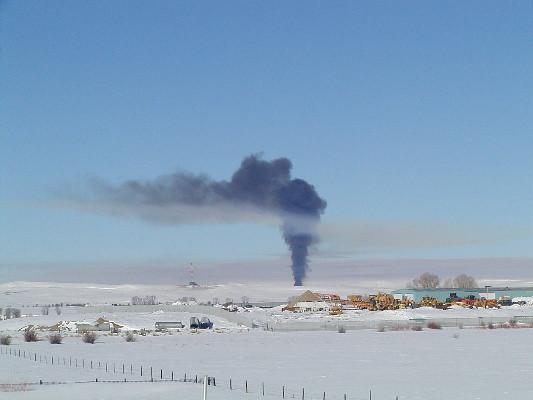 Wyoming Natural Gas Reserves