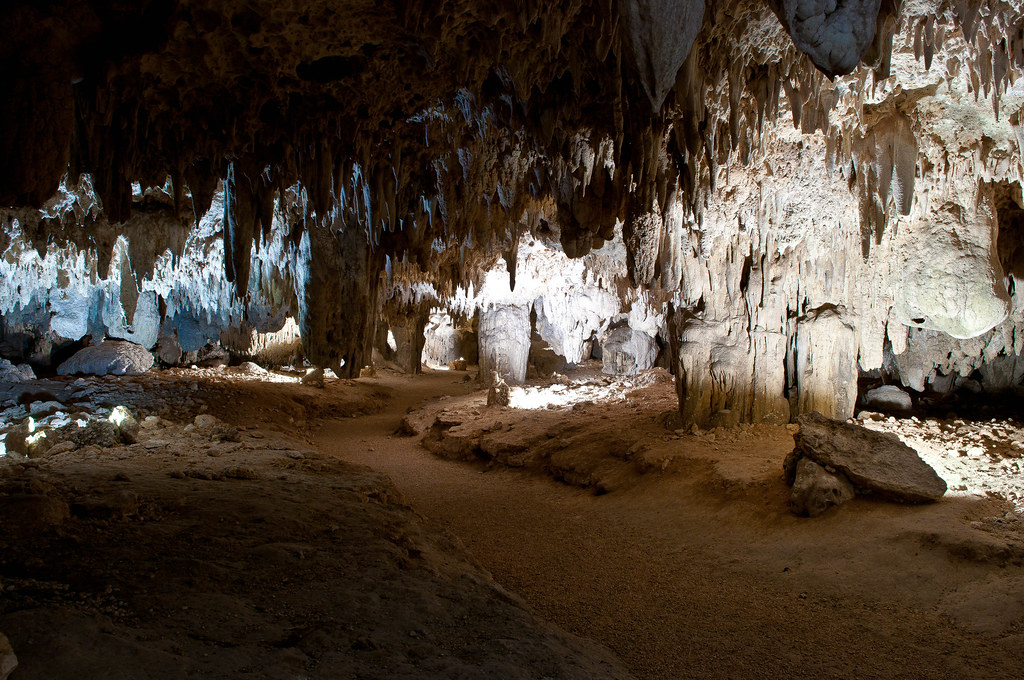 Aktun Chen Cave