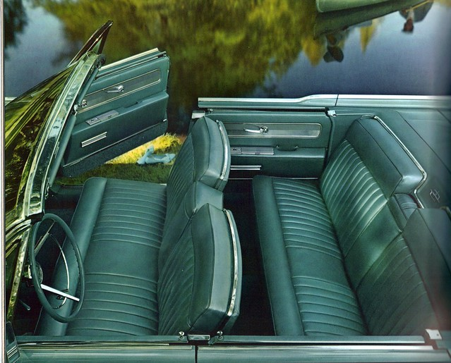 1962 lincoln continental convertible interior a photo on. Black Bedroom Furniture Sets. Home Design Ideas