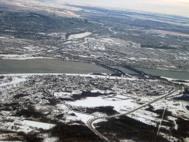 montreal metro region