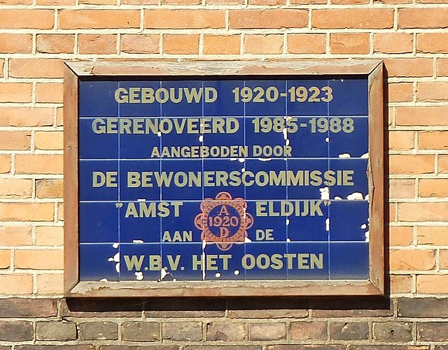 Jozef Israëlskade 41-42 (hoek Ferdinand Bolstraat), Amsterdam