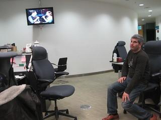 Jason Solomons enjoying Mandy Moore