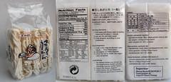 Udon noodles uit de vriezer