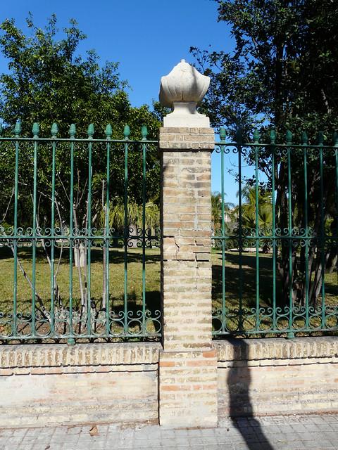 Jardines del real o jard n de los viveros de valencia for Jardines del real valencia