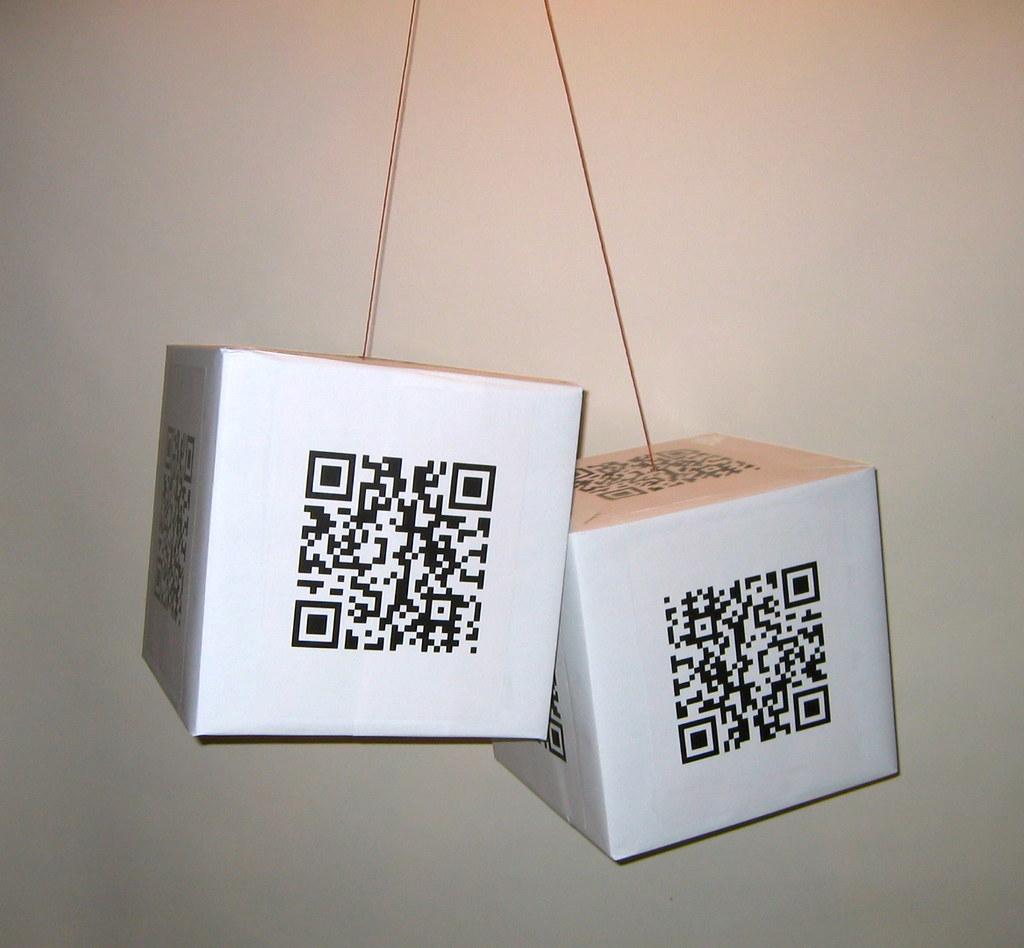 QR Code for merchandise