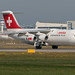 Swiss European Air Lines Avro RJ100 HB-IXW (51415)