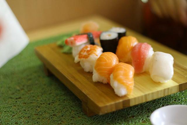sushi lovely