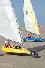 sail, vehicle, sailing, land sailing, sports, windsports, mast,