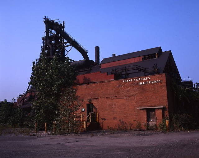Inland Steel ghosts...