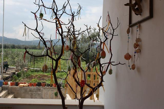 Διακόσμηση-δέντρο