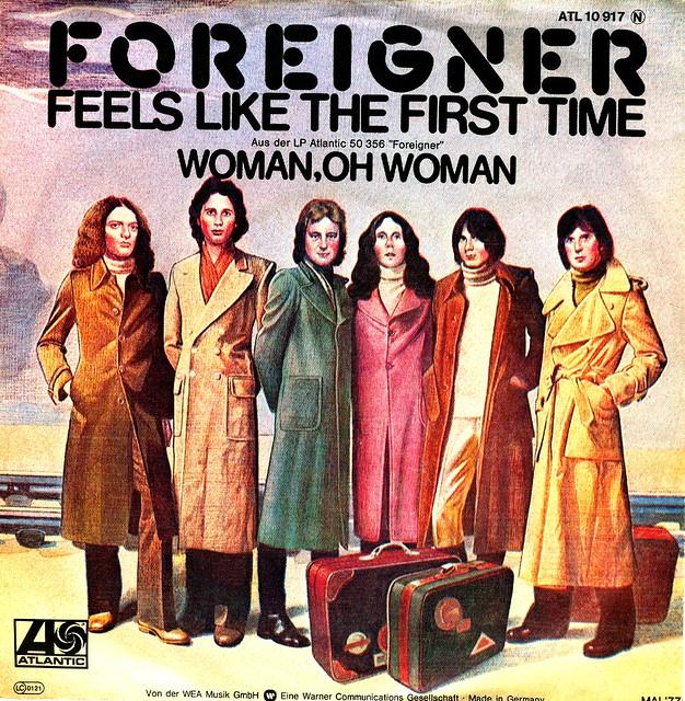 foreigner singles