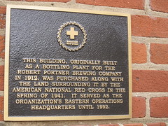 Portner Brewing Historical Plaque (03)