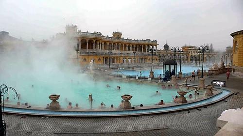 Víz világnapja 2011-Szechenyi fürdő