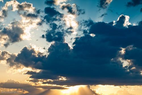 sunset sun weather clouds spring kentucky glory louisville jeffersonco