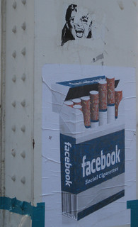 Day 352: Facebook... Social Cigarettes