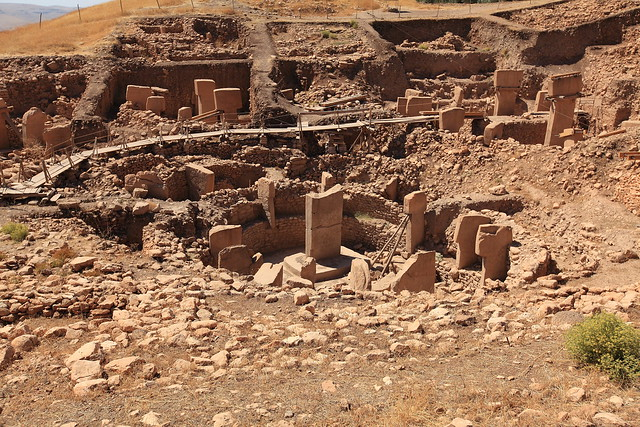 Gobekli Tepe - the ancient temple in the world