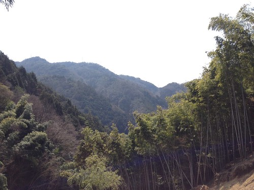 Hiking Mt. Otowa