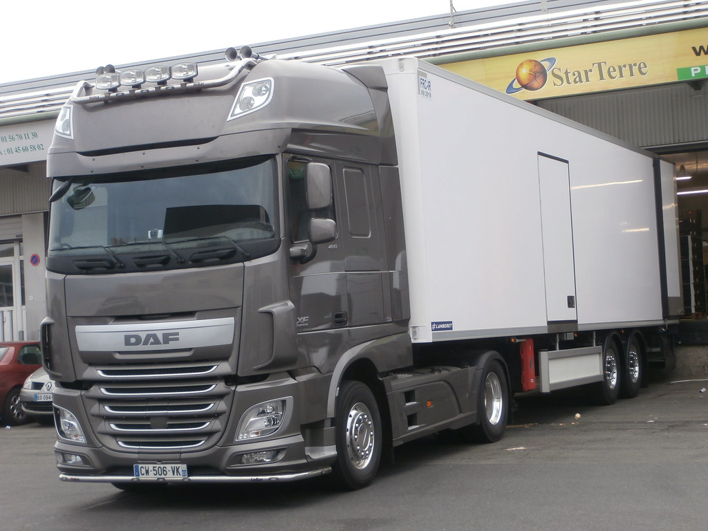 daf xf ssc f rungis f a photo on. Black Bedroom Furniture Sets. Home Design Ideas