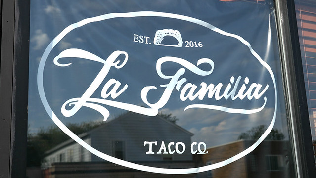 La Familia Taco Co in Des Moines, Iowa