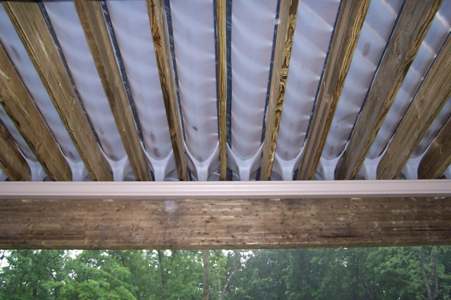 Under Deck Drainage System By Gm Decks Flickr Photo