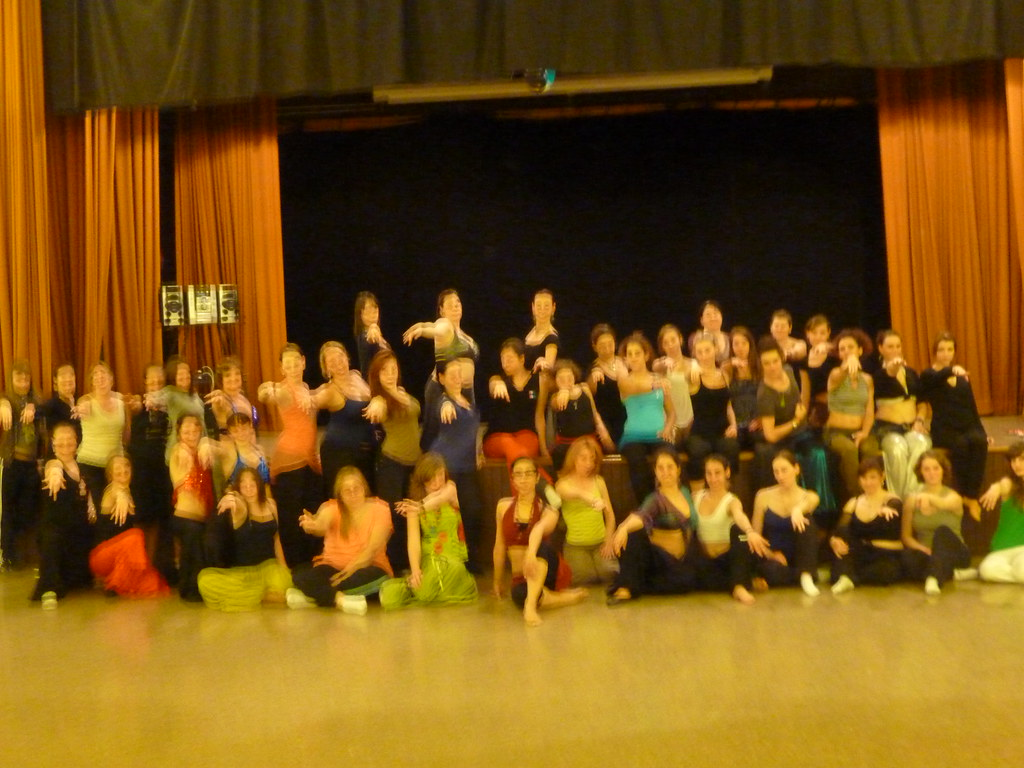 Anasma teaching in Caen Nov 2010