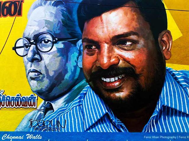 Dr. Bhimrao Ramji Ambedkar and Thol. Thirumavalavan ...