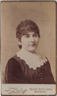 Butler Album: Unknown Young Woman