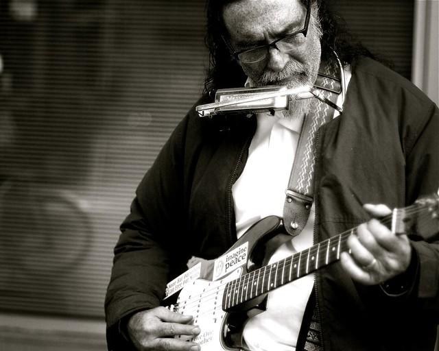 Street Musician II