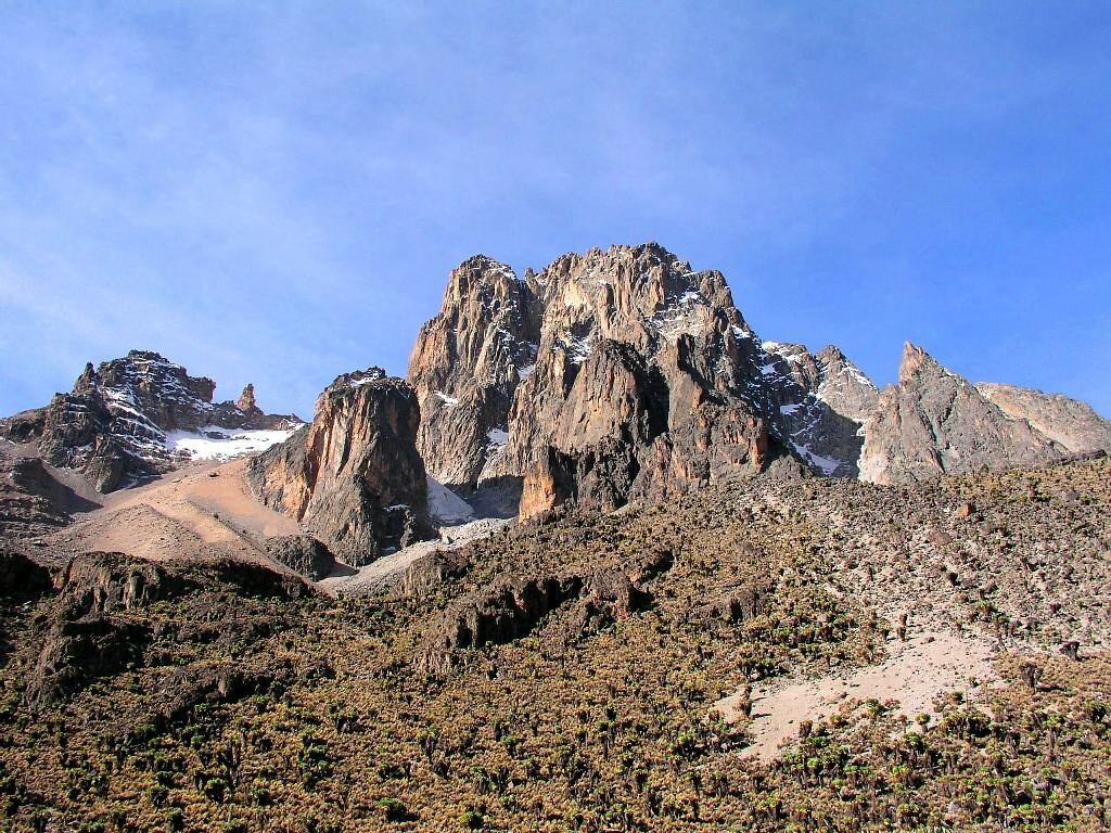 Mount Kenya Mountain Madness