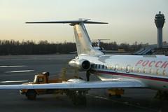 Russia State Transport Company, Tupolev Tu-134A-3, RA-65109 (cn 60339)