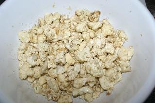 Roasted Garlic Califlower Soup
