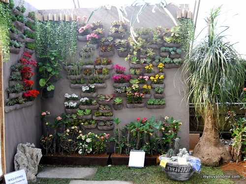My first garden show my nuvali home for Home garden design in the philippines